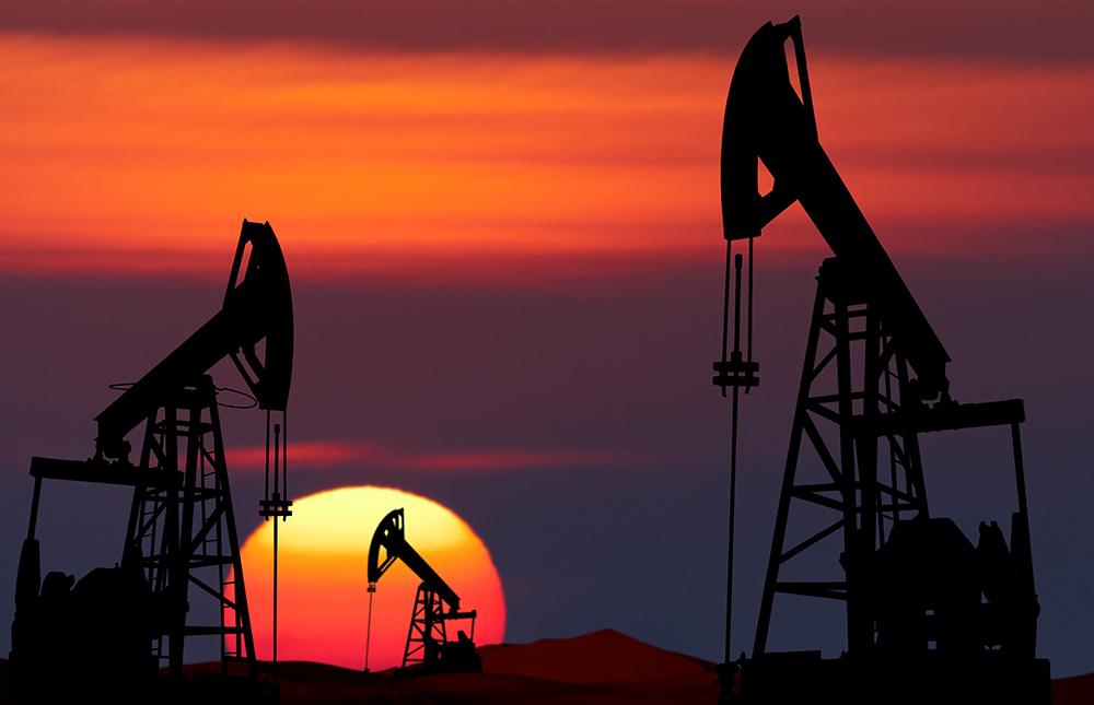 OPEC Oil Rigs